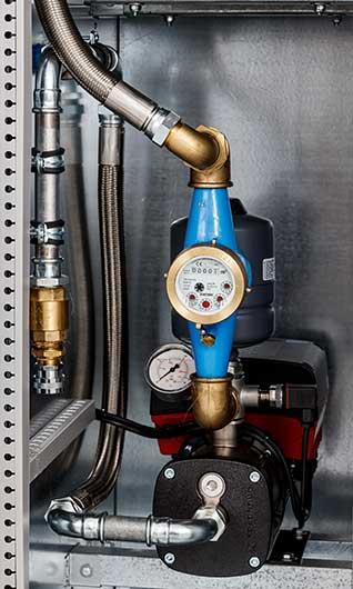 FSP1 - Pumpe